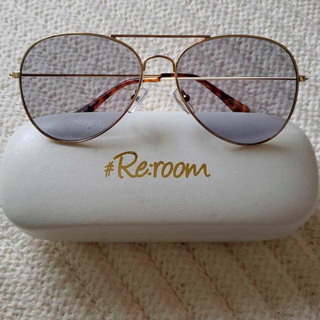 ロンハーマン(Ron Herman)のRe:room サングラス リルーム(サングラス/メガネ)
