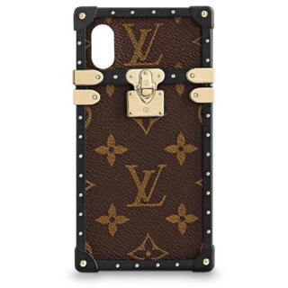 LOUIS VUITTON - ルイヴィトンiPhoneケース