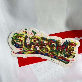 Supreme - supreme ステッカー 20ss