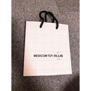 メディコムトイ(MEDICOM TOY)のMEDICOMTOY ショップ袋(ショップ袋)