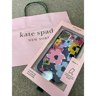 kate spade new york - 新品*ケイトスペード*花柄ケース