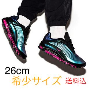 NIKE - 【24時間限定価格】NIKE AIR MAX DELUXE 希少サイズ 26cm