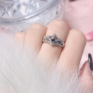 プリンセスクラウン 王冠 指輪 リング(リング(指輪))