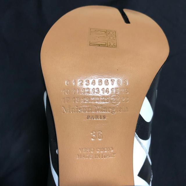 Maison Martin Margiela(マルタンマルジェラ)のマルジェラ 足袋ブーツ レディースの靴/シューズ(ブーツ)の商品写真