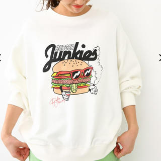RODEO CROWNS WIDE BOWL - Burger junkiesスウェット RODEO CROWNS