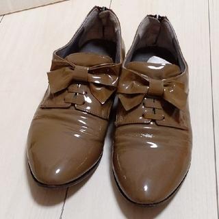 ギンザカネマツ(GINZA Kanematsu)の銀座かねまつ フラットシューズ(ローファー/革靴)