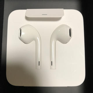 Apple - iPhone apple 純正 イヤホン