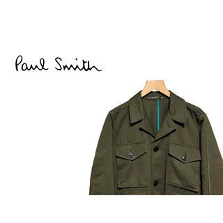 ポールスミス(Paul Smith)のPaul Smith パイピング ミリタリージャケット / メインライン(ミリタリージャケット)