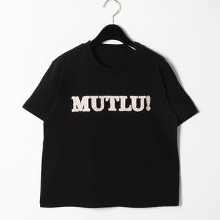 GRACE CONTINENTAL - グレースコンチネンタル ロゴパッチトップス Tシャツ