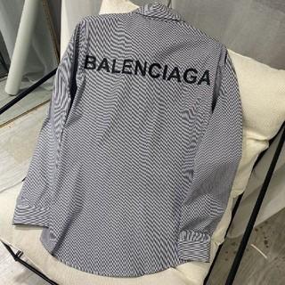 Balenciaga - 最新の男女兼用シャツ