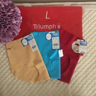 Triumph - 新品★L トリンプ スロギー  ショーツ  3枚 ②