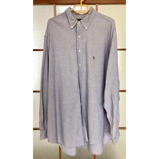 ラルフローレン(Ralph Lauren)のラルフローレン 襟付き長袖シャツ 刺繍(シャツ)