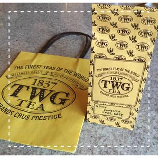 TWG  English  earl  grey 茶葉(茶)