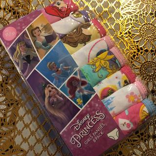 コストコ - 新品未開封 ディズニー プリンセス ショーツ 8枚