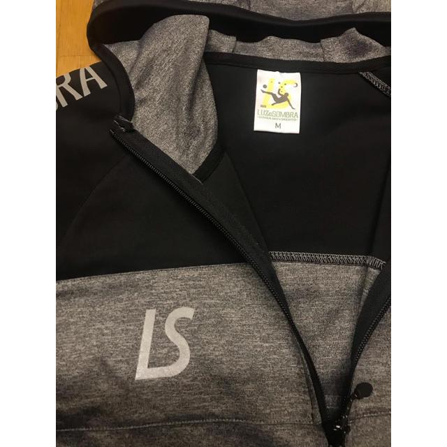LUZ(ルース)のLUZ e SOMBRA ジャージ 美品 スポーツ/アウトドアのサッカー/フットサル(ウェア)の商品写真