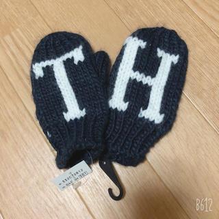 トミーヒルフィガー(TOMMY HILFIGER)のTOMMY キッズ手袋(手袋)
