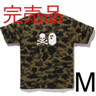 アベイシングエイプ(A BATHING APE)のMM VS BAPE TEE #1 M 6th Mサイズ(Tシャツ/カットソー(半袖/袖なし))