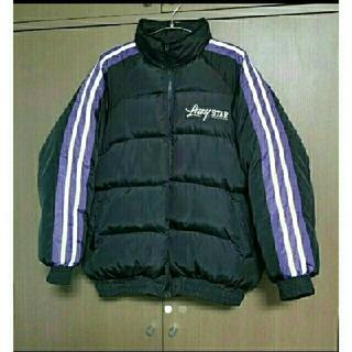 エルエイチピー(LHP)のダウンジャケット アウター トレンド モード ストリート 厚手 防寒対策 長袖 (ダウンジャケット)