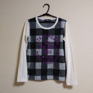 ブルークロス(bluecross)の長袖Tシャツ(Tシャツ/カットソー)