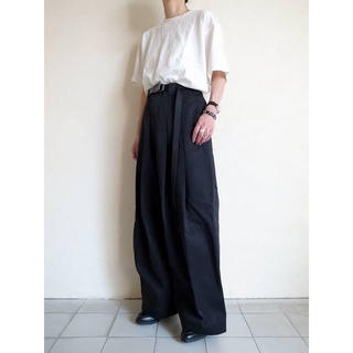 1LDK SELECT - SHINYA KOZUKA BAGGY PANT With DICKIES
