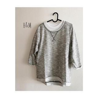 H&M - H&M カットソー