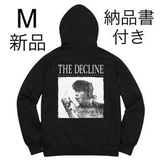 Supreme - supreme decline hooded sweatshirt パーカー