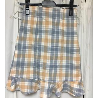 dazzlin - ダズリン♡チェックミニスカート