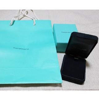 Tiffany & Co. - ティファニーケース、空箱
