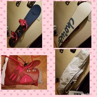 バートン(BURTON)のBurton ブーツ、ビンディング、ボード、ボードカバーセット(ブーツ)