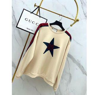 Gucci - グッチ メンズパーカー 長袖 男女兼用