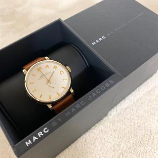 マークバイマークジェイコブス(MARC BY MARC JACOBS)の【土日限定・値下げ】MARC BY MARC JACOBS 腕時計(腕時計)