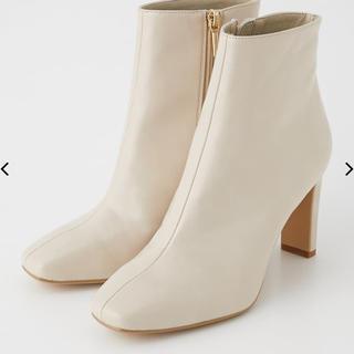 rienda - リエンダSpring Coloe Short BootsM