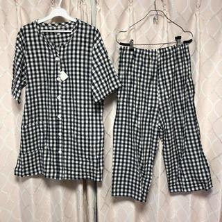 西松屋 - ♡西松屋 マタニティ 産前産後兼用 パジャマ ギンガムチェック♡