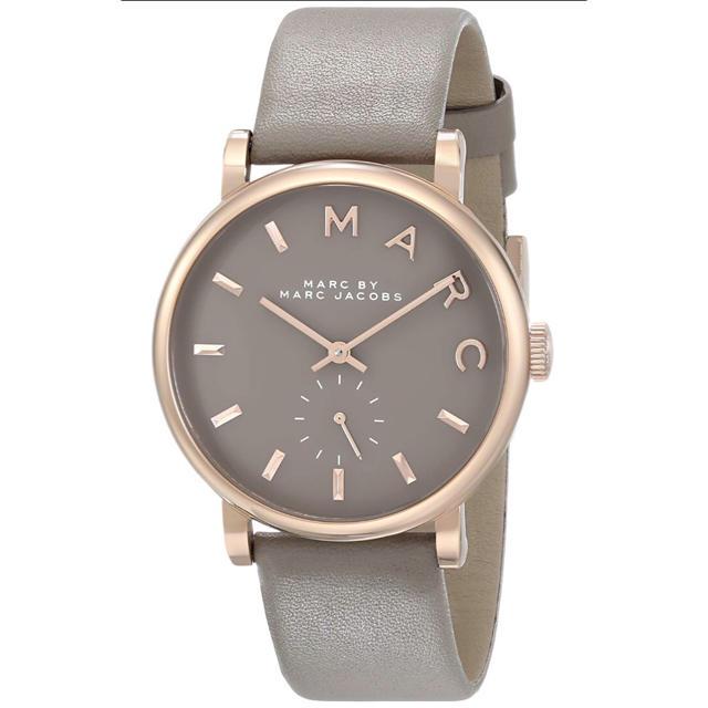 エンポリオアルマーニ 時計 偽物アマゾン / MARC BY MARC JACOBS - マークバイマークジェイコブス  腕時計 MBM1266 ベイカー グレー箱無しの通販