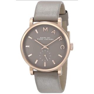 マークバイマークジェイコブス(MARC BY MARC JACOBS)のマークバイマークジェイコブス  腕時計 MBM1266 ベイカー グレー箱無し(腕時計)