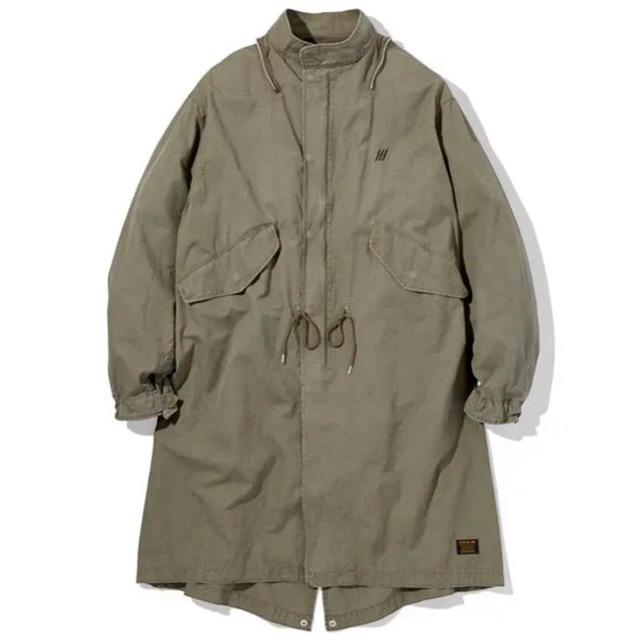NEIGHBORHOOD(ネイバーフッド)のneighborhood m-51 c-jkt サイズL メンズのジャケット/アウター(ミリタリージャケット)の商品写真