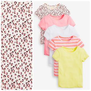 NEXT - 新品❣️ネクスト Tシャツセット 蛍光色
