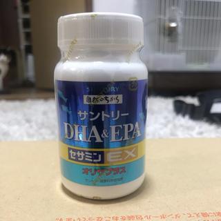 サントリー(サントリー)のサントリー  DHA&EPA サプリ 120粒(その他)