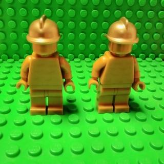 Lego - レゴ ミニフィグ ゴールドマン 2体セット 正規品