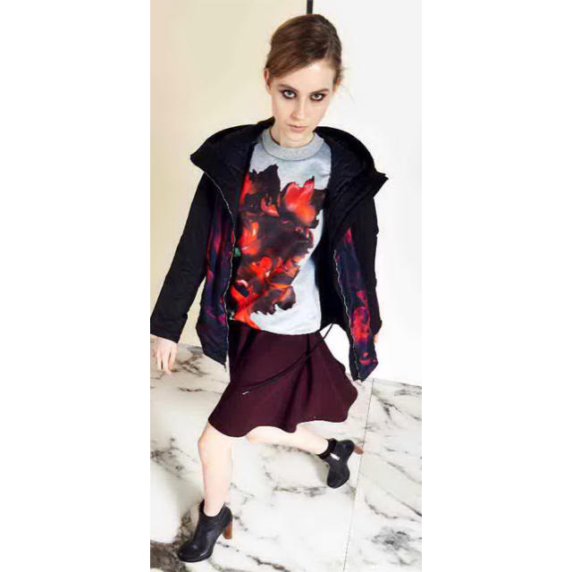 Max Mara(マックスマーラ)のマックスマーラ スカート ブラック レディースのスカート(ミニスカート)の商品写真