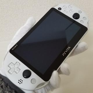 PlayStation Vita - PlayStation®Vita(PCH-2000シリーズ) Wi-Fiモデル…