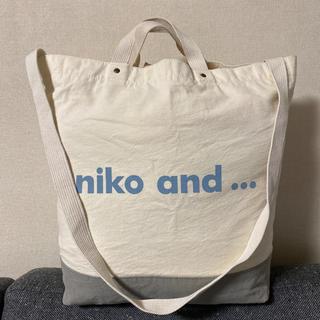 niko and... - Niko and -MINIONS コラボ トートバック