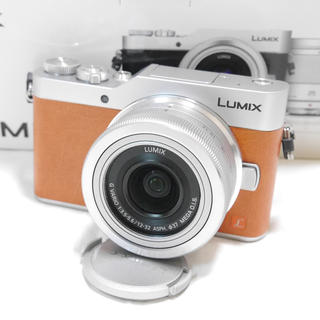 Panasonic - パナソニック panasonic LUMIX DC-GF9 レンズキット 新品