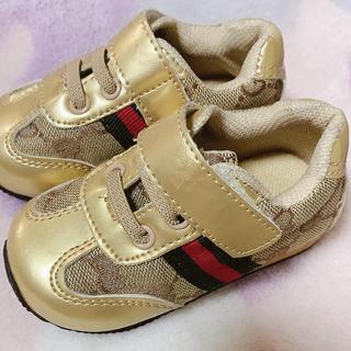 Gucci - GUCCI 赤ちゃん 靴 新品未使用