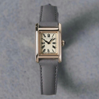 UNITED ARROWS - ユナイテッドアローズ*UBBTスクエアレザーベルト腕時計