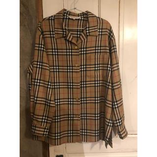 BURBERRY - Burberry バーバリー ノヴァチェックシャツ