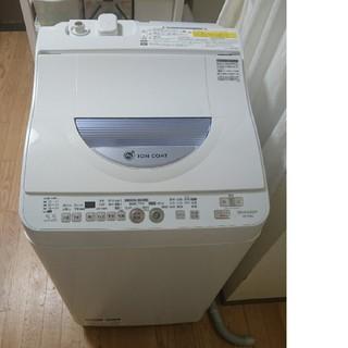 SHARP - SHARP 5.5キロ 洗濯5.5キロ 乾燥3キロ   💍2013年製💍