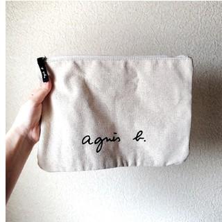 agnes b. - agnes b./美品 web限定販売 ロゴポーチ