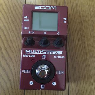 ズーム(Zoom)のMS-60B(ベースエフェクター)