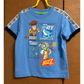 Disney - TOY STORY(トイ・ストーリー)★半袖Tシャツ 4T 新品タグ付き